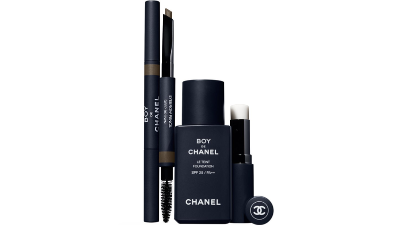 Chanel Launches Makeup for Men, Even Though All Makeup Is for Everyone Anyway