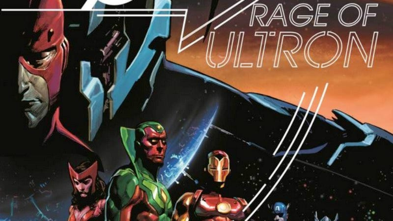 Illustration for article titled Rage Of Ultron baffles those without in-depth Avengers knowledge