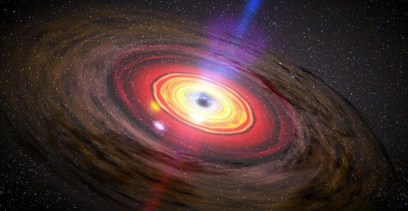 Illustration for article titled Sigue en directo la conferencia de prensa de LIGO sobre las ondas gravitacionales