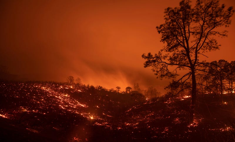 Illustration for article titled California Wildfire Is Now Largest in the State's History