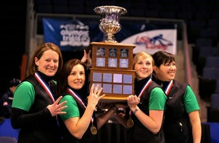 Illustration for article titled U.S. National Champions: Curl Girls