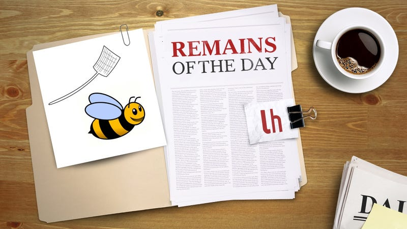 Illustration for article titled Remains of the Day: Facebook Adds Tor Support to Android App