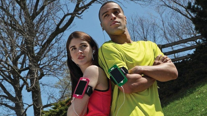 new styles 28d1c 26782 Your Pick For Best Smartphone Armband: Tuneband, Plus Alternatives
