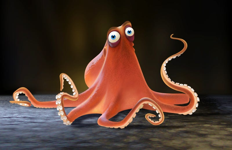 All images via Pixar