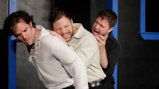 Learn to Deal with Failure Better Through Improv Comedy