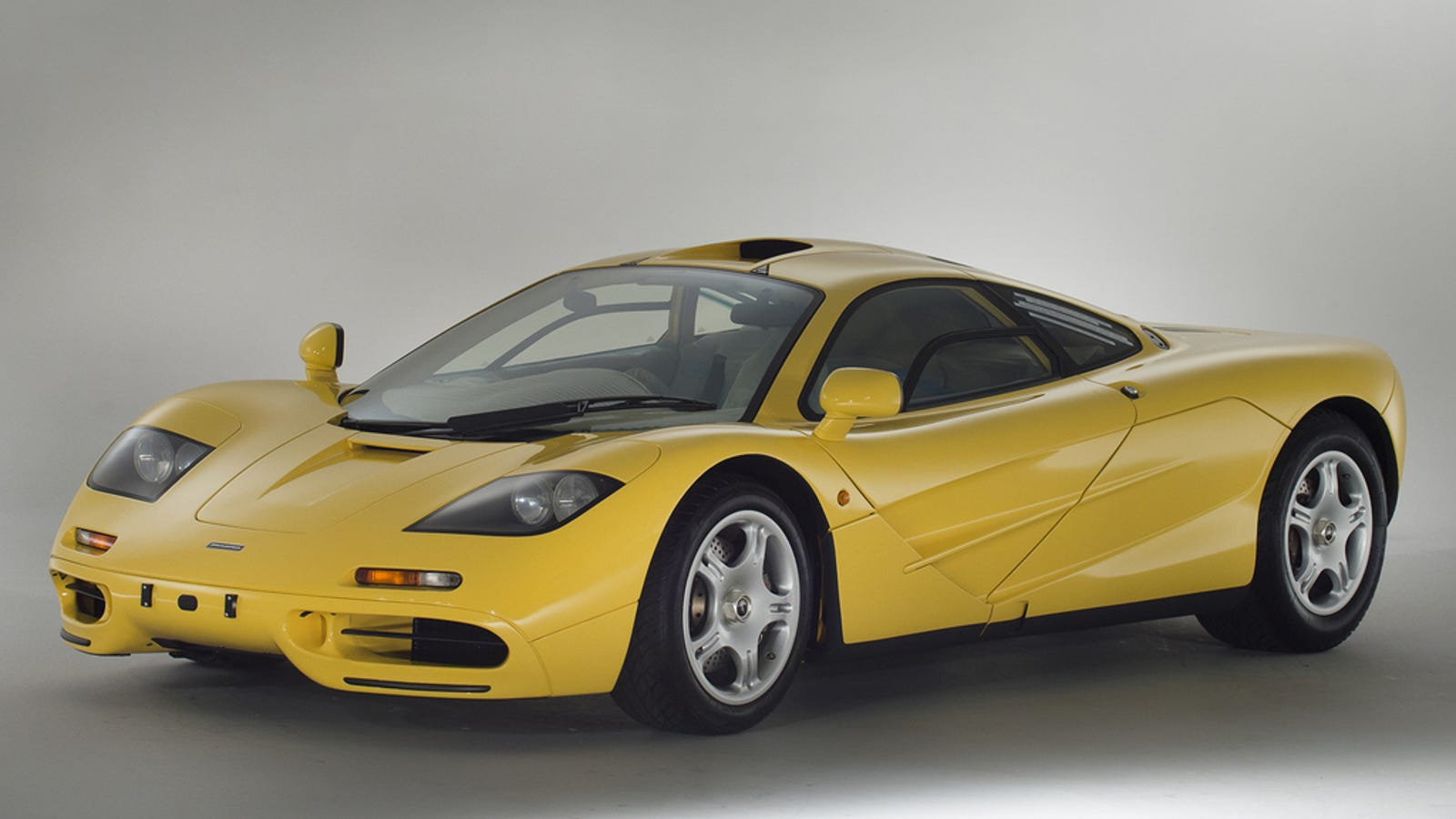 brand new 1997 mclaren f1 with 148 miles for sale this is not a drill. Black Bedroom Furniture Sets. Home Design Ideas