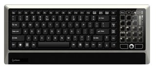 Illustration for article titled Mad Catz Eclipse Keyboard and Mouse Join the Touch-Sensitive Party