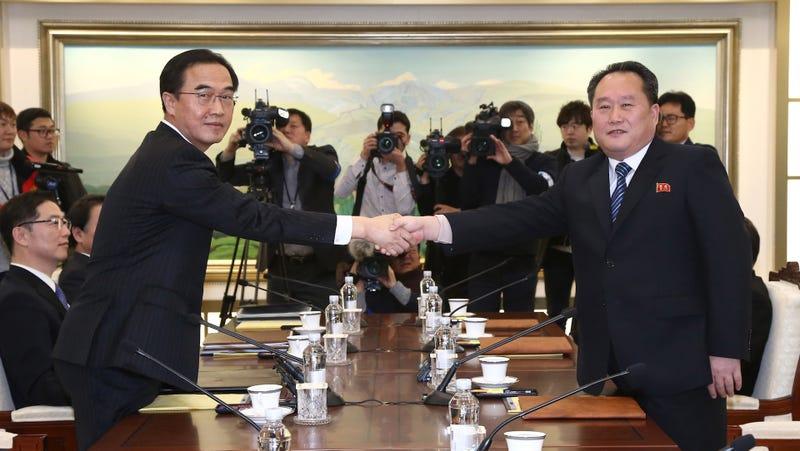 Photo: Korean Pool via AP