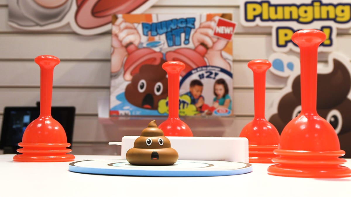Poop Is a Really Popular Kids Toy This Year