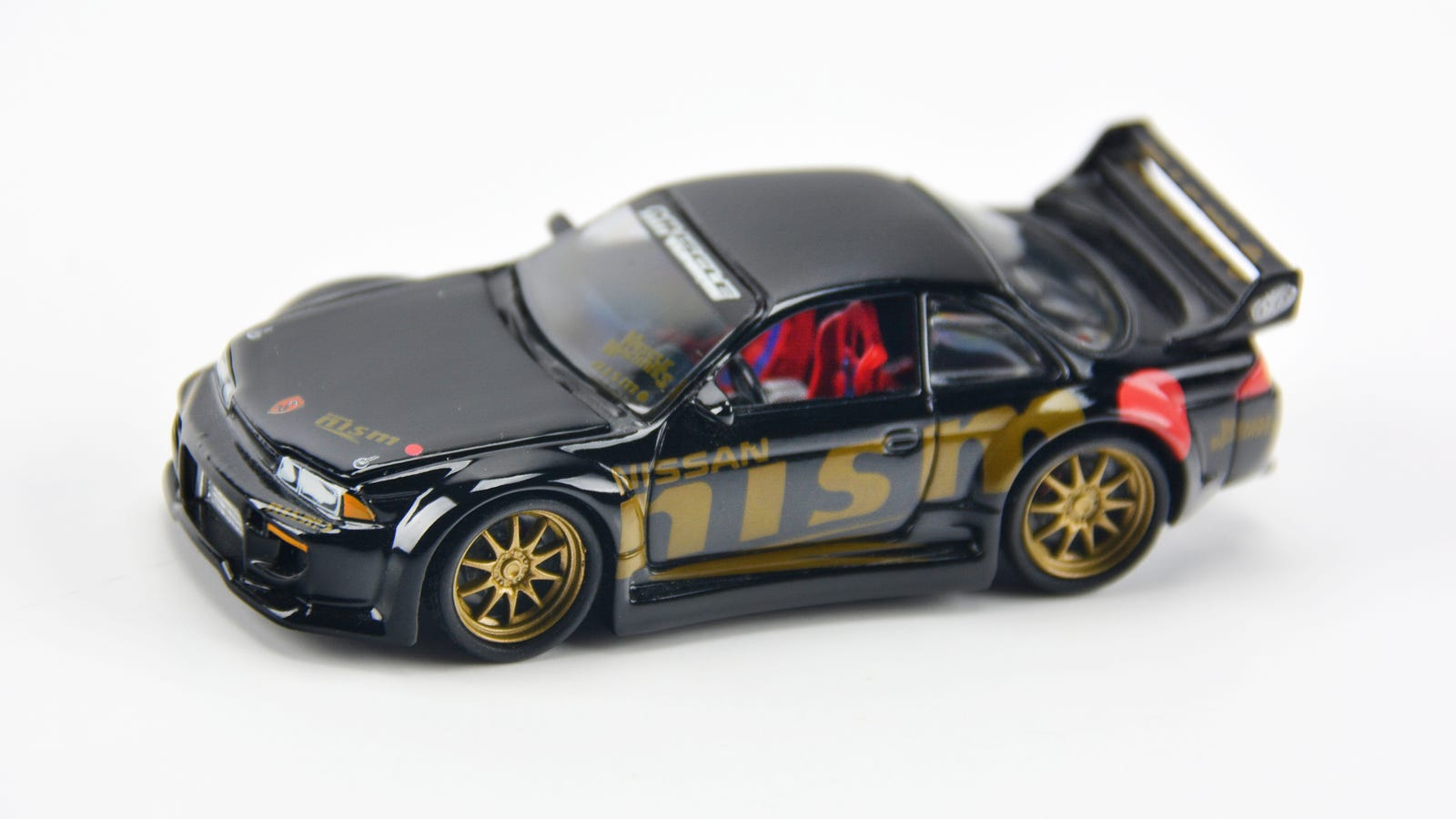Muscle Machine Nissan Silvia - Live and Let Diecast!