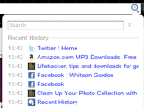 Illustration for article titled Recent History Gives Chrome a Better History
