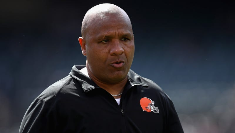 Illustration for article titled The Browns Have Finally Fired Hue Jackson [Update]