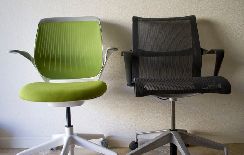 Two Of The Biggest Names In Office Chairs, Herman Miller And Steelcase,  Both Recently Released A Relatively Affordable Task Chair, Each With Its  Own Quirks ...