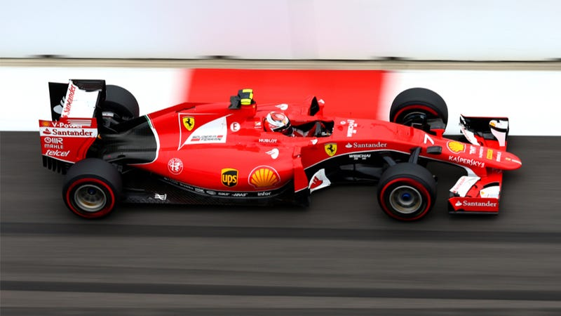 Ferraris Ticker Symbol On The New York Stock Exchange Is Race
