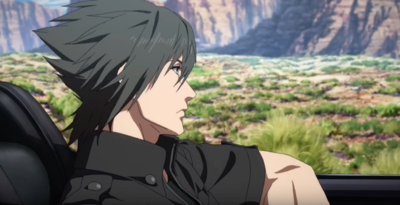 The Final Fantasy 15 Anime Compared with the Game | Kotaku UK