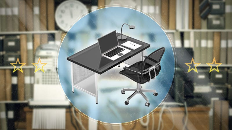Illustration for article titled Top 10 Office Decluttering Tricks