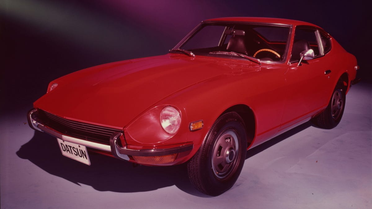 What Happened To All The Datsun 240zs Nissan Restored In The 1990s