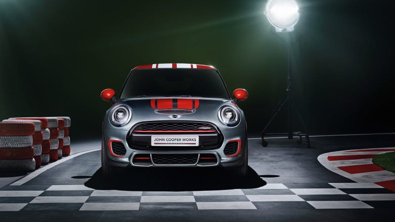 Illustration for article titled MINI At The NAIAS Detroit 2014