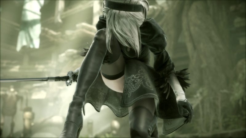 Illustration for article titled Nier Next Update and Speculation