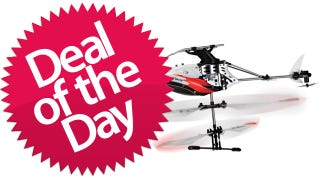 Illustration for article titled This Upside-Down Helicopter Is Your Don't-Tell-Me-How-To-Fly Deal of the Day