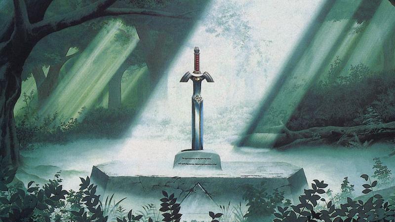 Illustration for article titled Alaska Man Arrested After Hitting Roommate With Zelda Sword