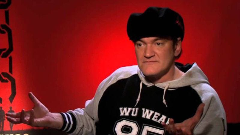 Illustration for article titled Quentin Tarantino drops Gawker lawsuit, vows revenge
