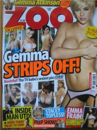 Illustration for article titled Keep Out Of Reach Of Children? Britain Mulls Restrictions On Lad Mags