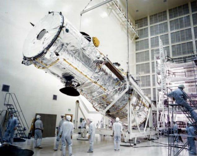 Happy 25th Birthday Hubble Amazing Pics Of The Telescope