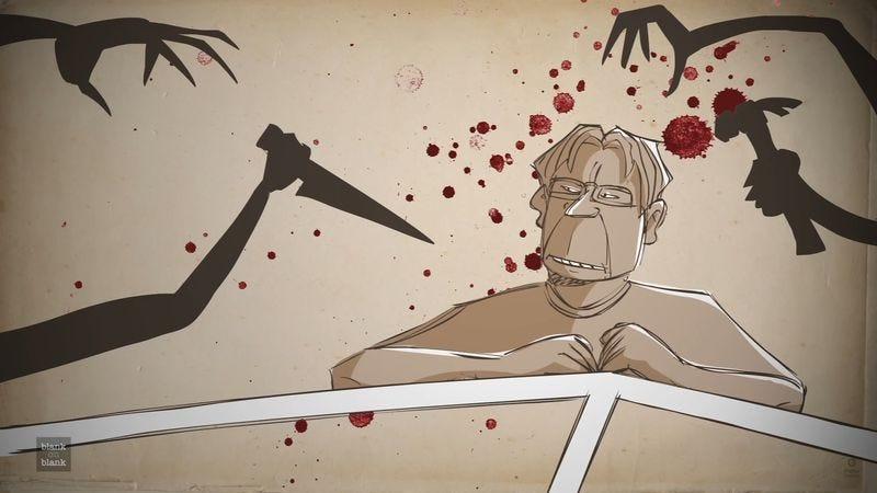 Blank On Blank: Stephen King (Screenshot: YouTube)
