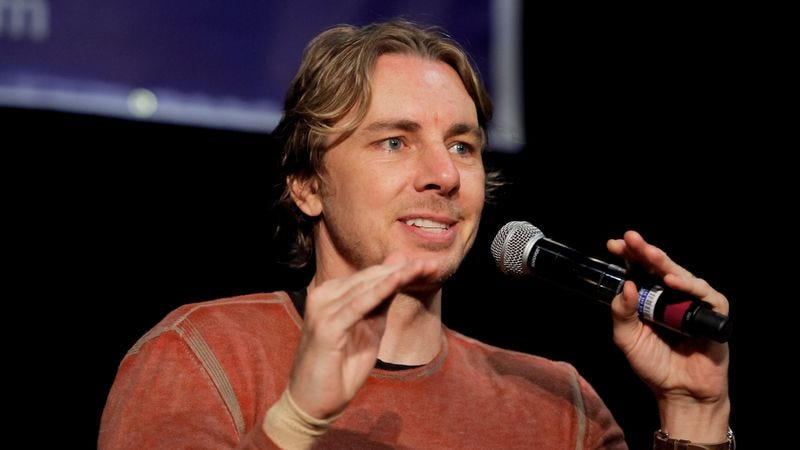 Illustration for article titled Dax Shepard is co-directing Warner Bros.' animated Scooby-Doo movie