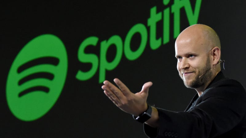 Illustration for article titled Spotify Investor Sees Future of Company in Advertising