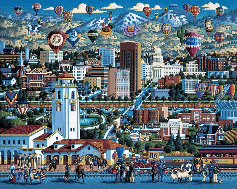 Illustration for article titled Any Boise area Oppos?