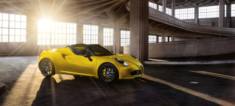 Illustration for article titled Fiat Will Spend $5.9 Billion So Alfa Romeo Can Launch 8 New Cars By 2018