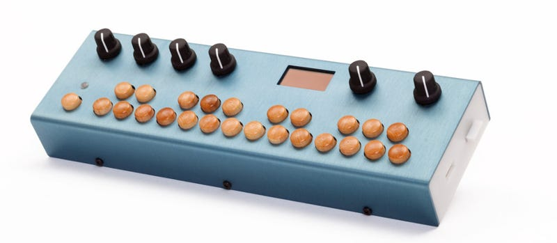 Illustration for article titled Critter & Guitari's New Instrument Is a Totally Programmable Box of Whimsy