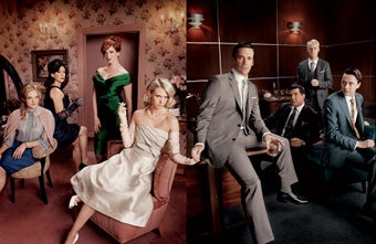 Illustration for article titled Is Mad Men The New SATC?