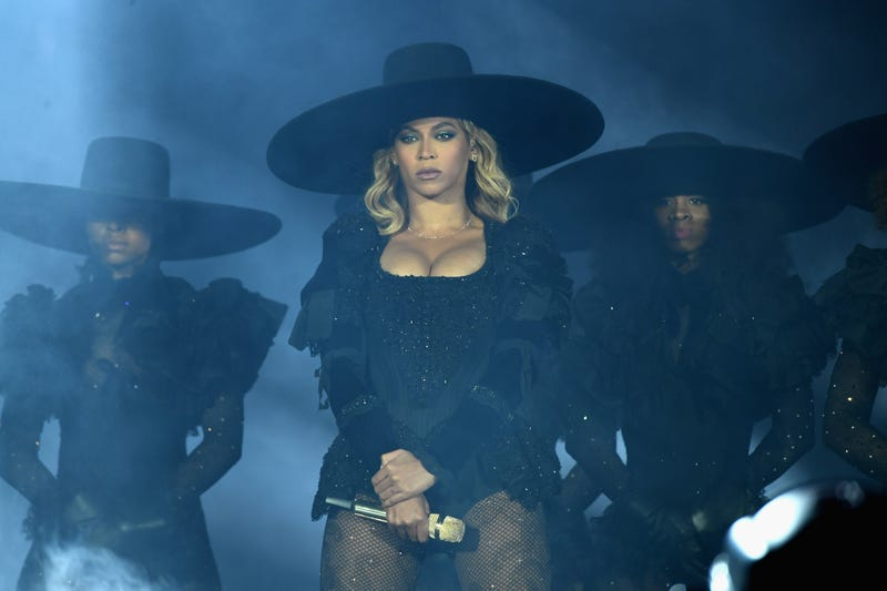 Beyoncé performing in New York City on June 7, 2016Larry Busacca/PW/WireImage For Parkwood Entertainment
