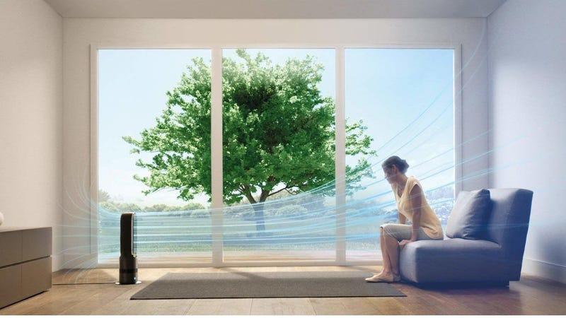 Calefactor/Ventilador Dyson AM09   $279   Amazon