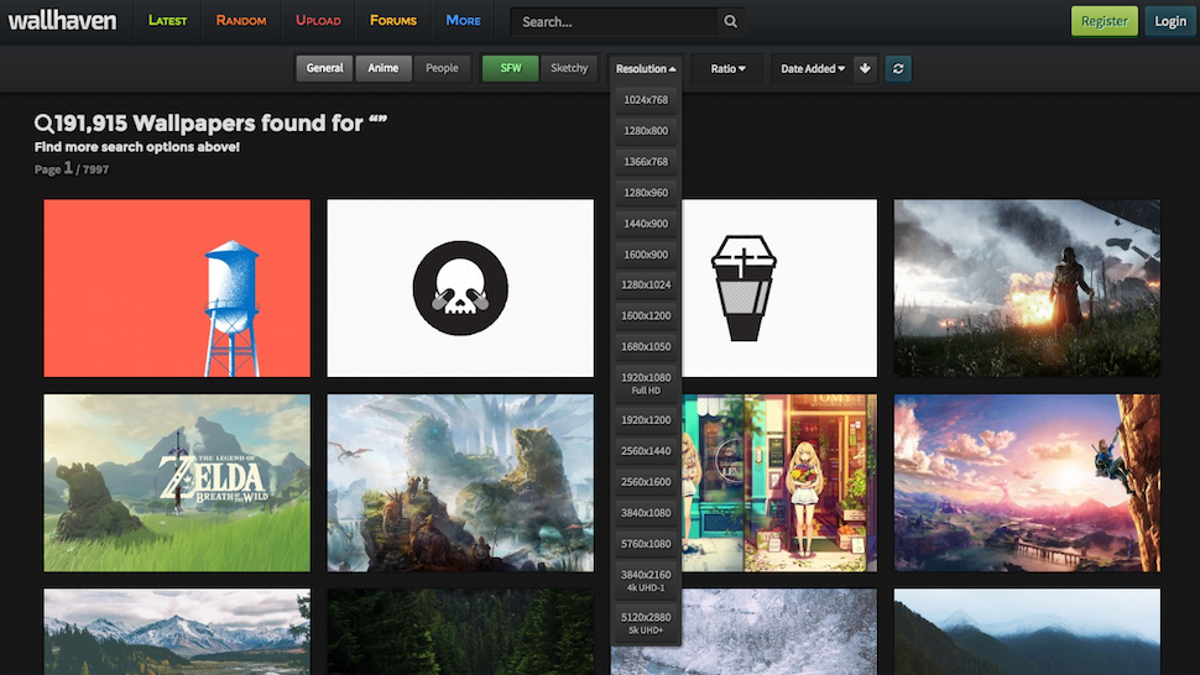 Top 10 Places to Get Stunning Desktop Wallpaper