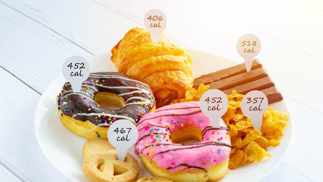 It s Not Healthy to Feel Super Guilty About Calories