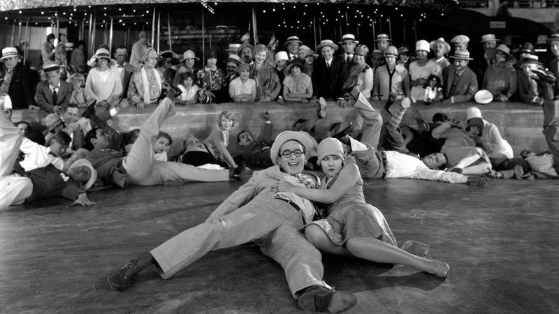 Illustration for article titled Speedy is a good Harold Lloyd comedy, a great peek into New York's past