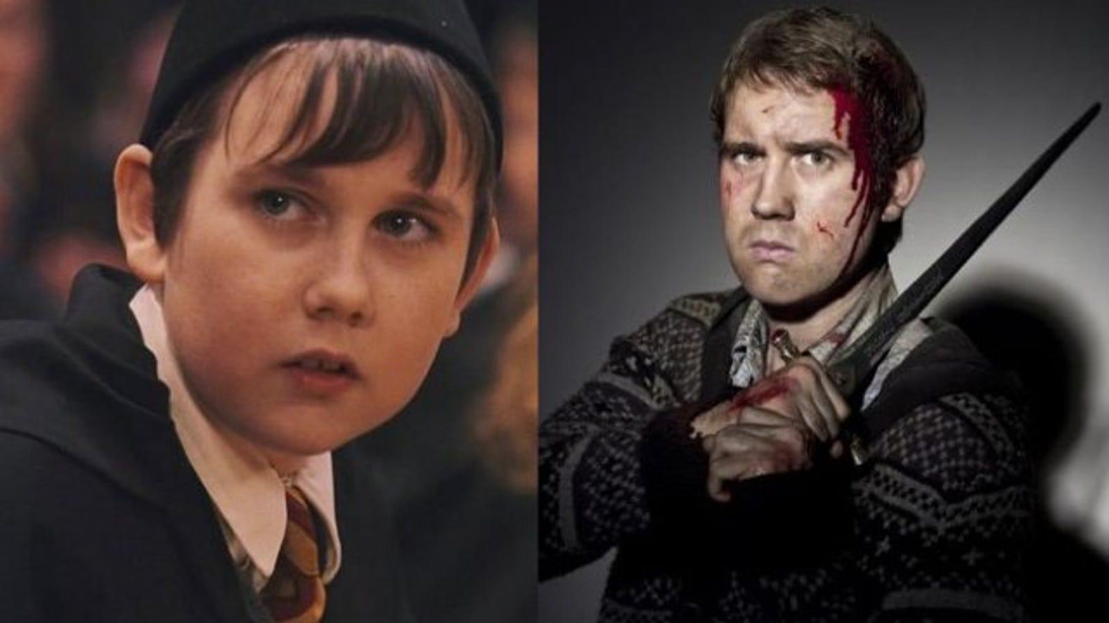 Neville Longbottom, the real hero of the Harry Potter franchise
