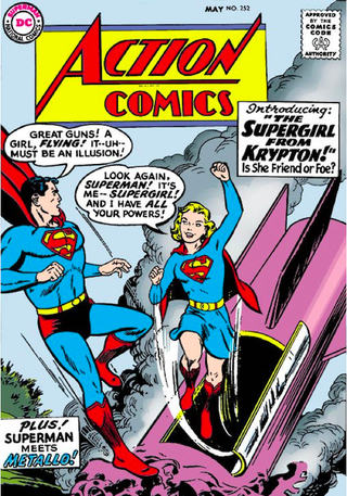 Illustration for article titled Girl Power: How Supergirl Completes the Mythos of Superman