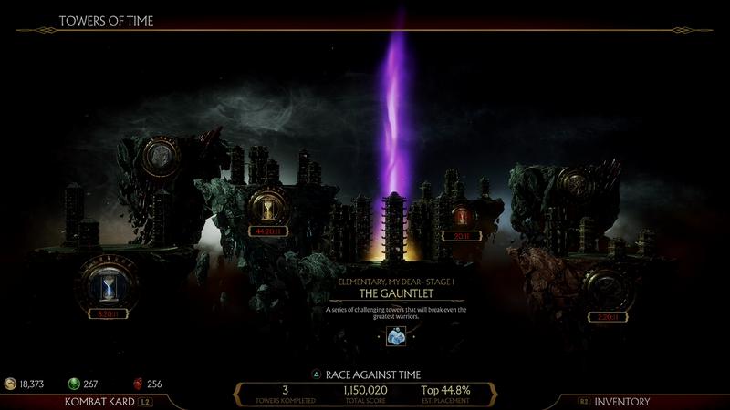 Mortal kombat x krypt gambling rewards