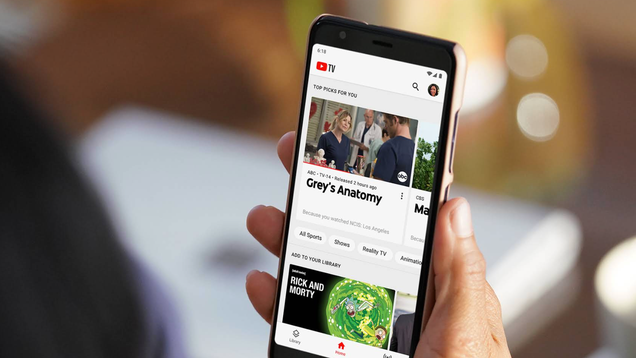 YouTube TV Is Adding 4K Streaming and Offline Viewing