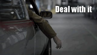 "Vauxhall ""Deal With It"" GIF"