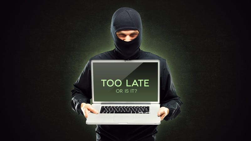 Can I Track My Laptop Or Smartphone After It S Been Stolen