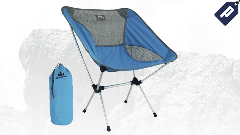 Illustration for article titled Kick Back In This Relaxing, Foldable Chair During Your Next Tailgate (50% Off)