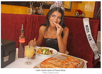Illustration for article titled A Closer Look At The Eating Habits Of A Beauty Queen
