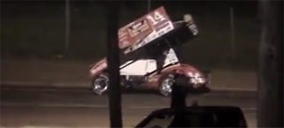 Illustration for article titled What We Don't Know About Tony Stewart And Last Night's Crash