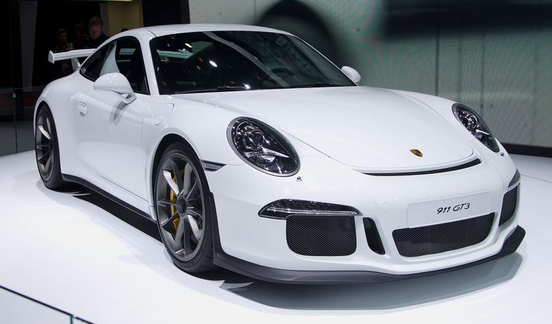 Illustration for article titled Saw a 991 GT3 in my neighborhood, and I need advice Oppo
